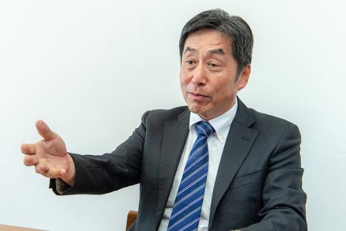 丸平建設社長:渡辺 隆