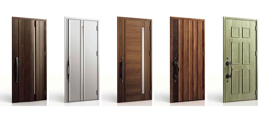断熱ドアのイメージ