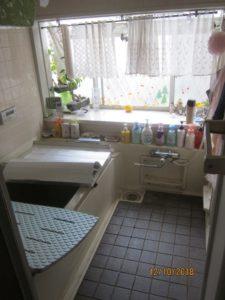 お風呂場の断熱・保温